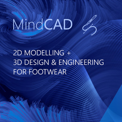 2D Modelling + 3D Design & Engineering for Footwear