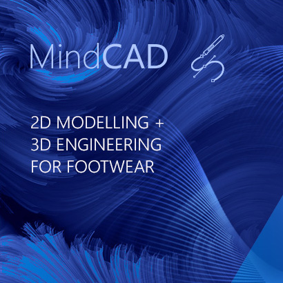 2D Modelling + 3D Engineering for Footwear