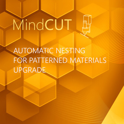 Automatic Nesting for Patterned Materials Upgrade