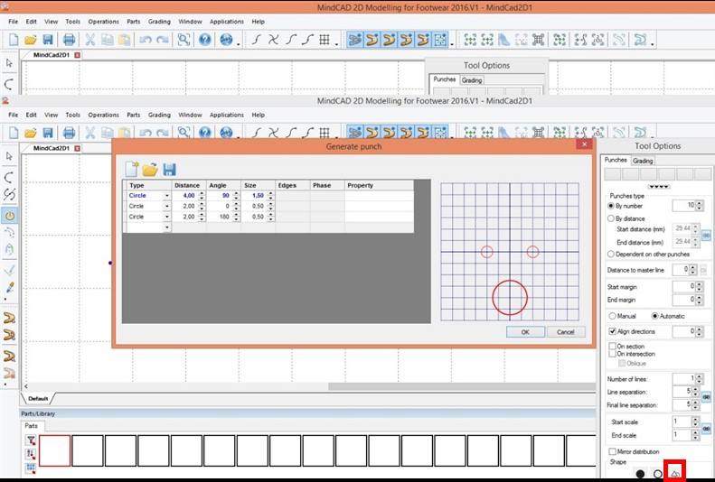 What's New in MindCAD 2D Design and Engineering 2016